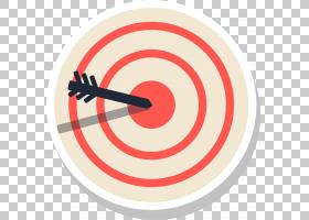 圆形背景箭头,圆,线路,面积,颜色,飞镖,牛眼,箭头,