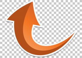绘图箭头,线路,徽标,符号,角度,免费,绘图,箭头,橙色,