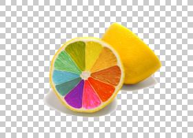 彩色背景,橙色,黄色,柠檬酸,柠檬柠檬,柑橘,电视,流媒体,智能电视
