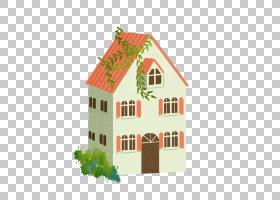 房地产背景,财产,立面,房地产,圣诞装饰品,卡通,小屋,橙色,免费,