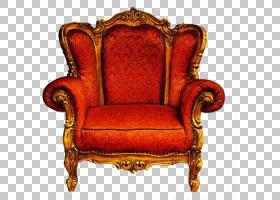 橙色背景,拿破仑三世风格,古董,奥斯曼,古董家具,王座,家具,沙发,图片