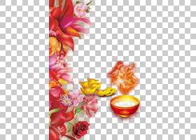 春节花卉背景,花卉,花束,橙色,切花,插花,花卉设计,黄色,花瓣,桃