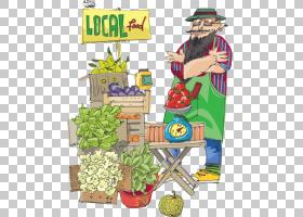 绘图树,树,食物,植物,男人,Auglis,绘图,蔬菜,卡通,图片