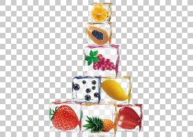 蔬菜卡通,小四,甜点,食物,蔬菜,水果蜜饯,广告,柠檬,菠萝,葡萄,冰