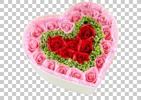 情人节心脏,花卉,插花,情人节,玫瑰秩序,玫瑰家族,心,花瓣,情人节
