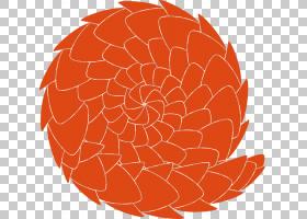 桃花,圆,花瓣,桃子,花,橙色,节奏盒,科学Linux,Linux用户组,Ubunt图片