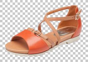 背景橙,鞋类,户外鞋,米色,桃子,油炸,蓝色,橙色,时尚,鞋,凉鞋,