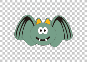 蝙蝠卡通,动画片,搜索引擎,颜色,绿色,机翼,蝙蝠,