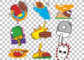 桌面卡通,技术,线路,体育动画片,球拍,运动器材,漫画,体育运动,乒