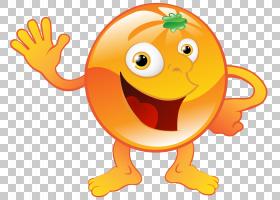 葡萄卡通,幸福,卡通,微笑,黄色,笑脸,表情,柑橘,猕猴桃,葡萄,孩子图片