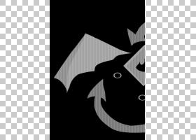 彩色背景,黑白相间,黑色,蝙蝠,颜色,动画片,数字艺术,扇面艺术,徽