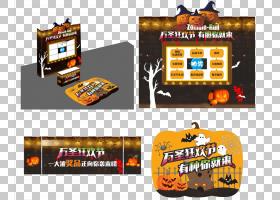 万圣节海报背景,字体,橙色,游戏,娱乐活动,游戏,免费赠送,广告,多