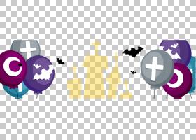 万圣节背景横幅,技术,洋红色,紫色,音频,海报,小蝙蝠,横幅,南瓜,