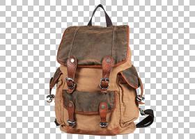 背包卡通,肩包,信使包,棕色,塞格尔图赫,复古风格,流浪包,行李袋,
