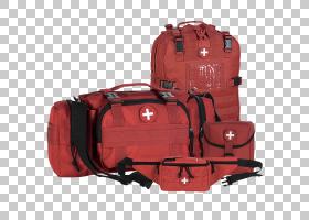 背包卡通,行李袋,个人防护装备,手提行李,红色,紧急情况,武器,拉