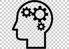 学校黑白,圆,剪影,线路,黑白,孩子,黑带态度学校,行为,心理治疗师