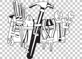 T恤黑白,线路,手,关节,线条艺术,卡通,乙烯基切割机,印花T恤,绘图