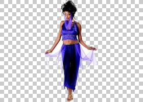 万圣节服装卡通,服装设计,舞衣,舞者,关节,肩部,钴蓝,电蓝,紫罗兰