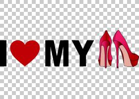 女性卡通,徽标,文本,女人,时尚,庭院鞋,剪影,明信片,高跟鞋,细高