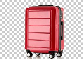 手提箱背景,中继线,方框,红色,旅行,袋子,免费赠送,行李车,行李,