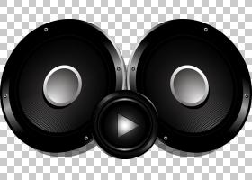 扬声器卡通,音响设备,技术,音频,扬声器,音箱,汽车低音炮,计算机