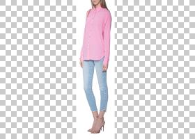 牛仔裤卡通,桃子,按钮,裤子,脖子,粉红色,袖子,米索尼,上衣,UGG,