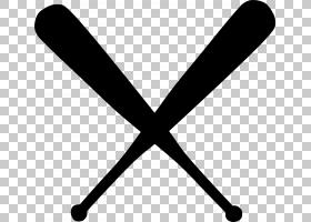 黑白相间,棒球器材,徽标,符号,线路,棒球棒,乐器配件,命中,垒球拍