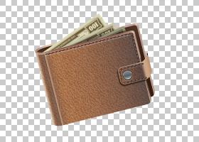 卡通钱,棕色,硬币钱包,手提包,自由小程序,钱,硬币,服装辅料,钱夹
