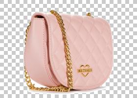 粉红色背景,桃子,米色,肩包,粉红色,肩部,硬币,粉红色M,包,信使包