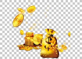 金色背景,黄色,食物,福利国家,企业福利,黄金,手提包,包,