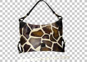 长颈鹿卡通,肩包,口吻,行李袋,棕色,长颈鹿,流浪汉,拉链,手提袋,
