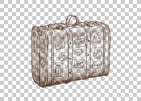 手提箱背景,矩形,手提包,手提箱,包,行李袋,手提行李,硬币钱包,尼