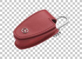 红色背景,硬币钱包,红色,离岸价,Breloc,车辆,智能密钥,皮革,关键