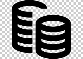 货币徽标,黑白,线路,徽标,符号,硬币钱包,手提包,业务,保存,金融,