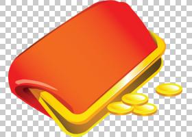 黄金提取,矩形,黄色,橙色,金币,服装辅料,绘图,钱,包,硬币,硬币钱