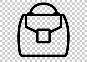 黑白手提包,线路,黑白,皮革,书包,信使包,钱包,包,手提包,