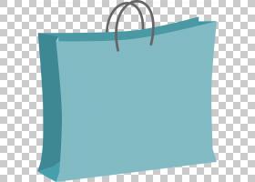 购物袋,矩形,电蓝,手提袋,包装和标签,天蓝色,行李袋,绿松石,水,