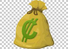 钱袋,帽子,头盔,黄色,绿色,水果,符号,食物,黄金,硬币钱包,金币,