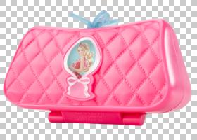 芭比背景,洋红色,包,粉红色,穿粉色鞋的芭比娃娃,美食学,权力流浪