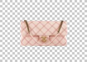 颜色背景,肩包,米色,腕套,皮革,桃子,硬币钱包,粉红色,卡尔・拉格