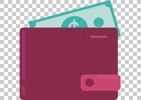 粉红色背景,矩形,洋红色,文本,角度,粉红色,免费,钞票,皮革,包,钱