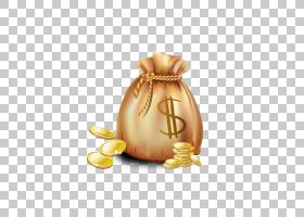 金币,桃子,静物摄影,食物,钱,卡通,黄金,软件,硬币,包,金币,