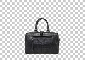 鳄鱼卡通,黑白,肩包,黑色,行李袋,金属,手提行李,鳄鱼,意大利制造
