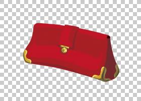 红色背景,矩形,卡通,动画,公文包,包,钱包,手提包,红色,