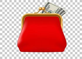 红色背景,矩形,椅子,红色,手提包,硬币,硬币钱包,钱包,