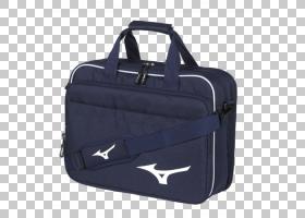 排球卡通,行李袋,电蓝,手提行李,行李,公文包,业务包,黑色,ASICS,