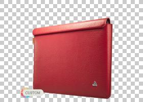 iPad卡通,红色,矩形,钱包,硬币钱包,iPad Pro,包,肯辛顿计算机产