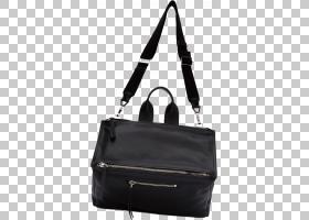 曼卡通,行李袋,肩包,黑色,手提行李,男人,尼龙,皮带,行李,信使包,