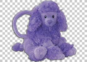 大象卡通,玩具,水狗,毛发,紫罗兰,紫色,填充玩具,狗,大象,繁殖,毛