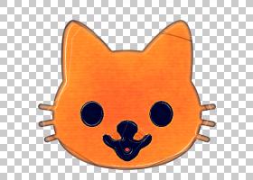 橙色,狐狸,硬币钱包,口吻,橙色,电视,脾气暴躁的猫,卡通,表情符号